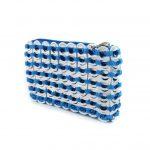 Credit Card /Coin Purse Jean Blue