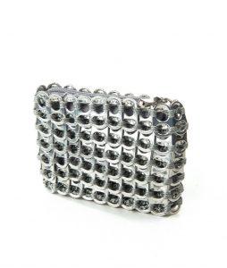 Credit Card /Coin Purse Silver